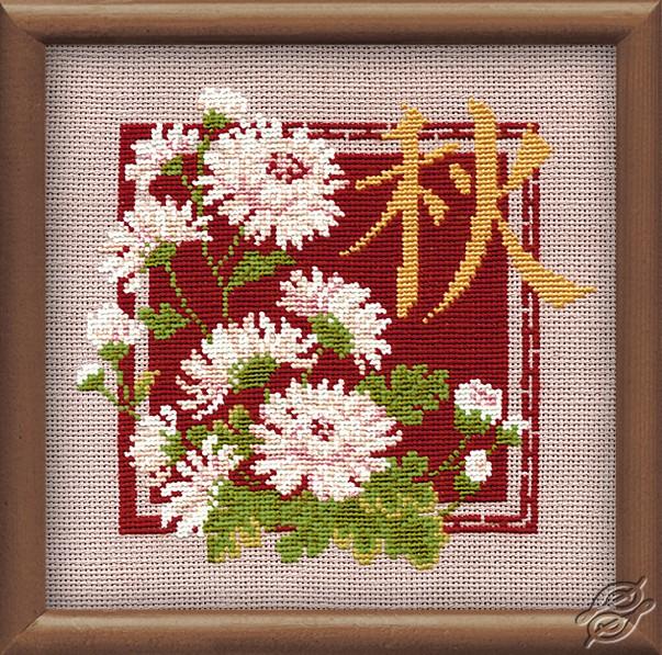 Cross Stitch Kits Riolis Cross Stitch Kits Flowers