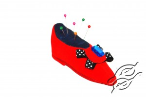 Pincushion Shoe I