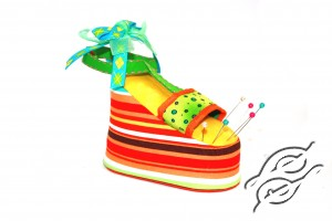 Pincushion Shoe III