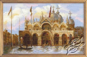 Venice. The Place The San-Marko