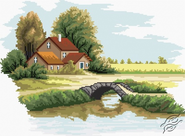 FREE PATTERNS Cities Landscapes Gvello Stitch Fascinating Cross Stitch Patterns Download