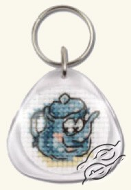 Key Ring - Teapot I