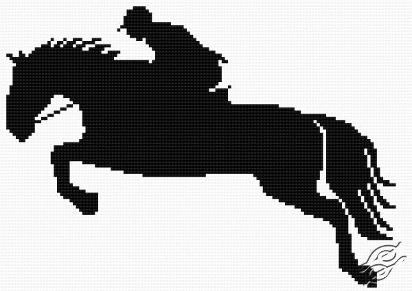 free patterns - animals - horse