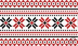 Ukrainian Embroidery - Ornament 98