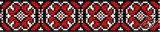 Ukrainian Embroidery - Ornament 109