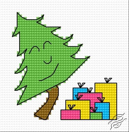Free Patterns Christmas New Year Gvello Stitch