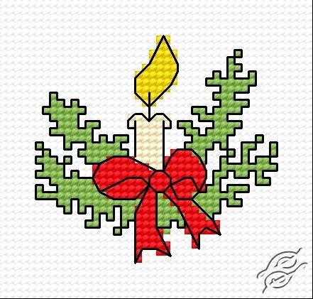 cross stitch christmas cross stitch cross stitch pattern instant download! NOEL Colorful pastel Christmas pattern PDF pattern