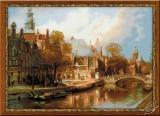 The Oude Kerk and St.Nicolaaskerk, Amsterdam