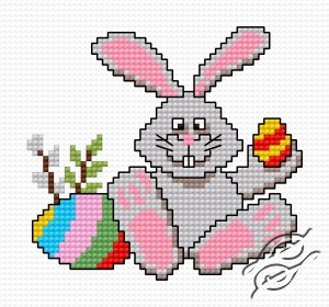 Easter Bunny IV