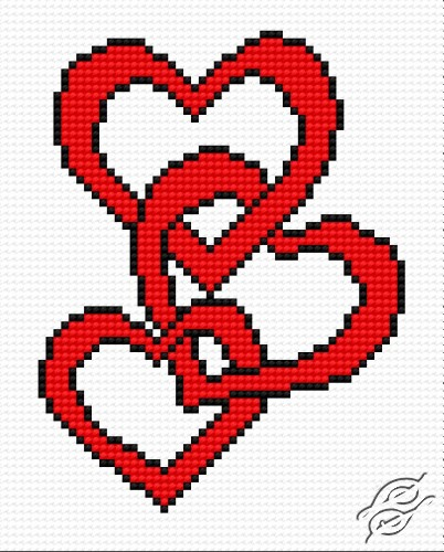 Free Patterns Special Occasions The Small Hearts