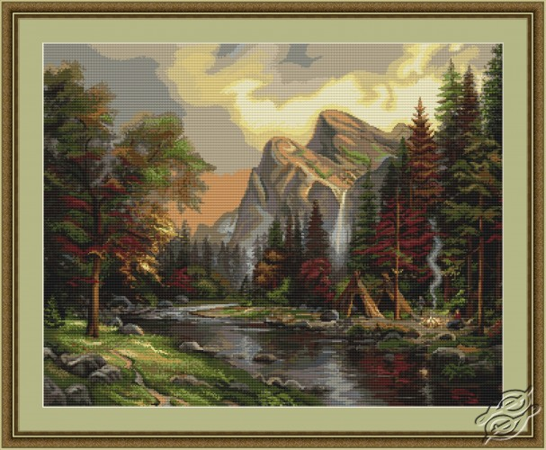 Cross Stitch Kits Luca S Cities Amp Landscapes A
