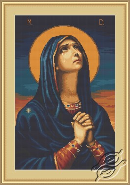 'Joy to All the Afflicted' Icon of the Mother of God
