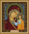 Icon of Kazan Mother of God