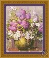 Spring Lilacs and Blooms
