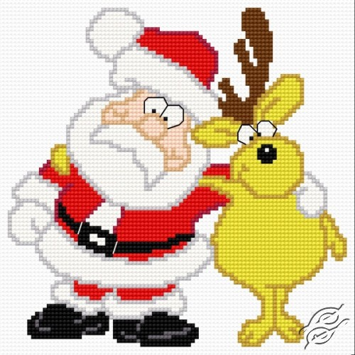 product type free pattern manufactured by haftix patterns designed by nickole214 product no gsh01169 stitches 91 x 91 - Free Christmas Cross Stitch Patterns