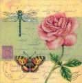 Postcard - Rose