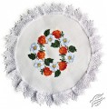 Doily With Strawberries