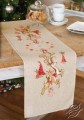 Table Runner - Jumping Reindeers