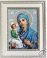 Icon of the Mother of God in Jerusalem