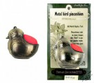 Metal Bird Pincushion