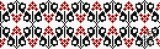 Ukrainian Embroidery Ornament 138