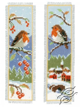 Bookmark - Robins