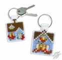 Keychain Cozy Cottage