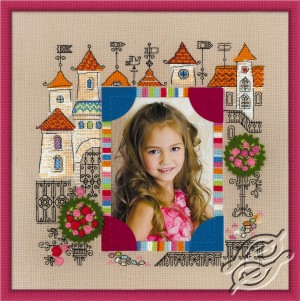 Photo frame Princess Castle
