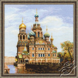 St. Petersburg. Church of the Savior on Blood