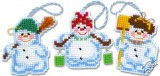 Christmas Tree Decoration Snowmen