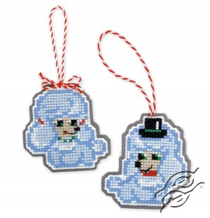 Christmas Tree Decoration Dogs