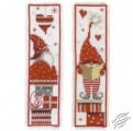 Bookmark - Christmas Gnome