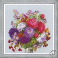 Bouquet with Asters