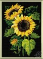 Diamond Mosaic Sunflowers