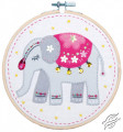 Craft Kit With Felt Elephant