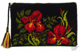 Cosmetic Bag Irises
